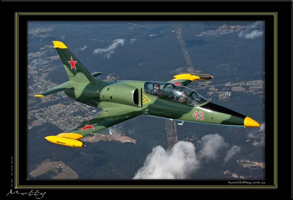 Aerovodochody L-39 Albatros